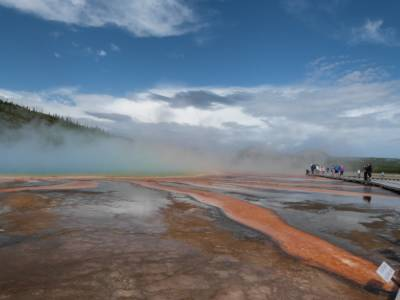 Grand Prismatic, Lifestyle