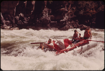 Jackson Hole River Float